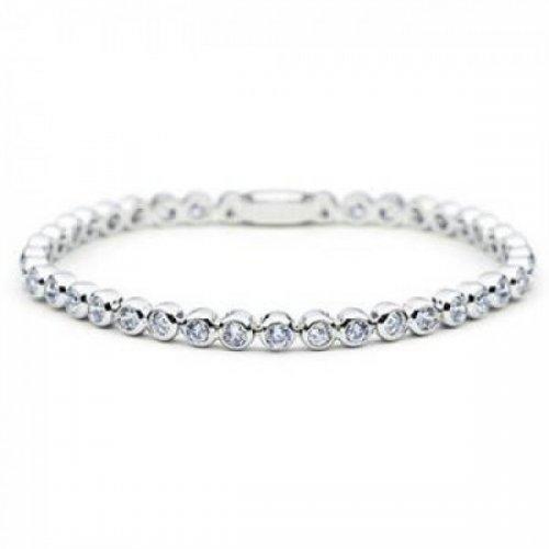 Bratara argint femei ce elemente Swarovski crystal
