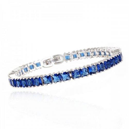 Bratara pentru femei cu cristale Oceanica