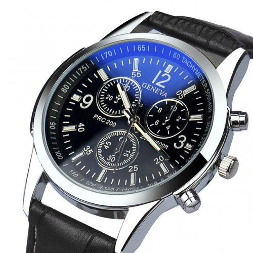 Ceas Barbati Blue Luxury