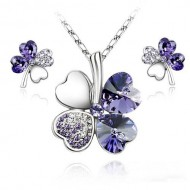 Set Elemente Swarovski Floare