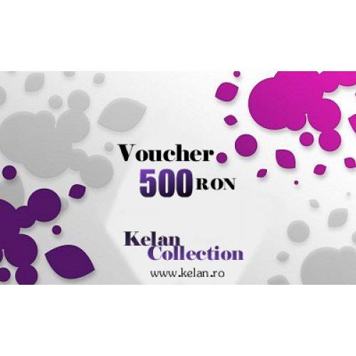 Voucher Cadou 500